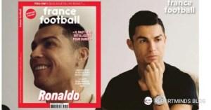 Ronaldo Covers Ballon D